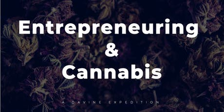 Entrepreneuring w/ Cannabis tickets