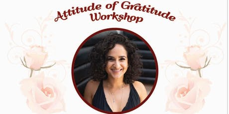 Attitude of Gratitude tickets