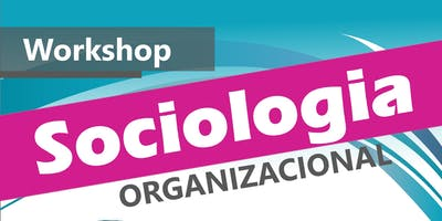 Workshop Sociologia Organizacional