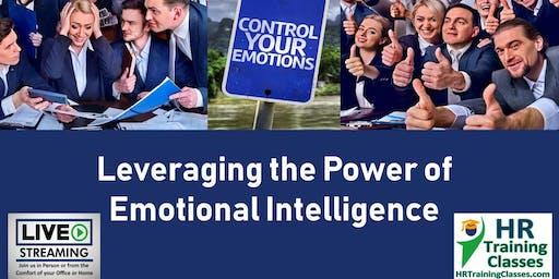 Leveraging the Power of Emotional Intelligence Certificate Program