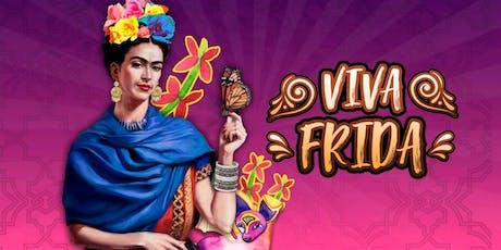 VIVA FRIDA tickets