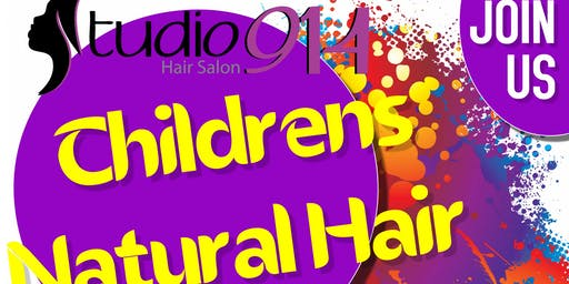 Childrens Natural Hair Workshop