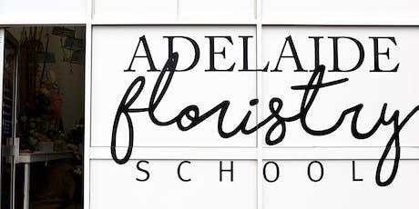 Adelaide Floristry School open day tickets