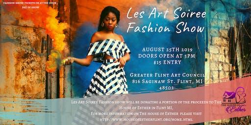 Les Art Soiree Fashion Show