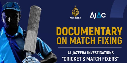 Documentary on Match Fixing