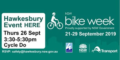 Hawkesbury Cycle Do - NSW Bike Week 2019