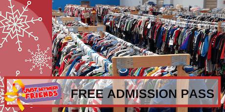 FREE Admission Pass: JBF Folsom Winter Event 2019 tickets