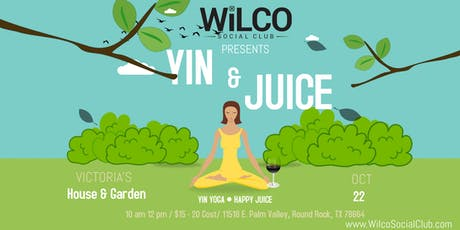 Yin & Juice tickets