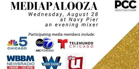 Mediapalooza 8.28.19 tickets