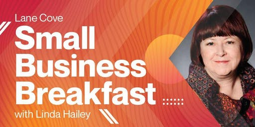 Lane Cove Small Business Breakfast with Linda Hailey