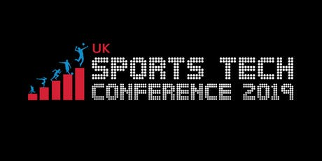 UK Sports Tech Conference 2019 tickets