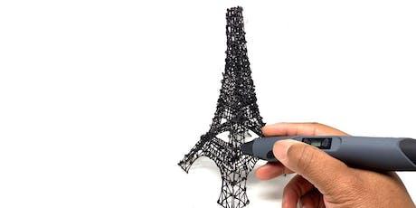3D Doodle Launch Event tickets
