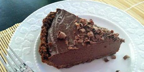 Couple's Baking - Chocolate Amaretto Silk Pie & Silk Pie Martinis tickets