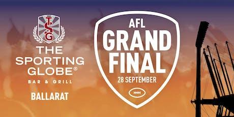 AFL Grand Final Day - Ballarat tickets