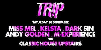 TR!P 10 feat. Hard House, Hard Trance & House Classics Upstairs
