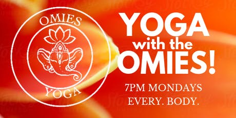 Yoga with the OMies! tickets