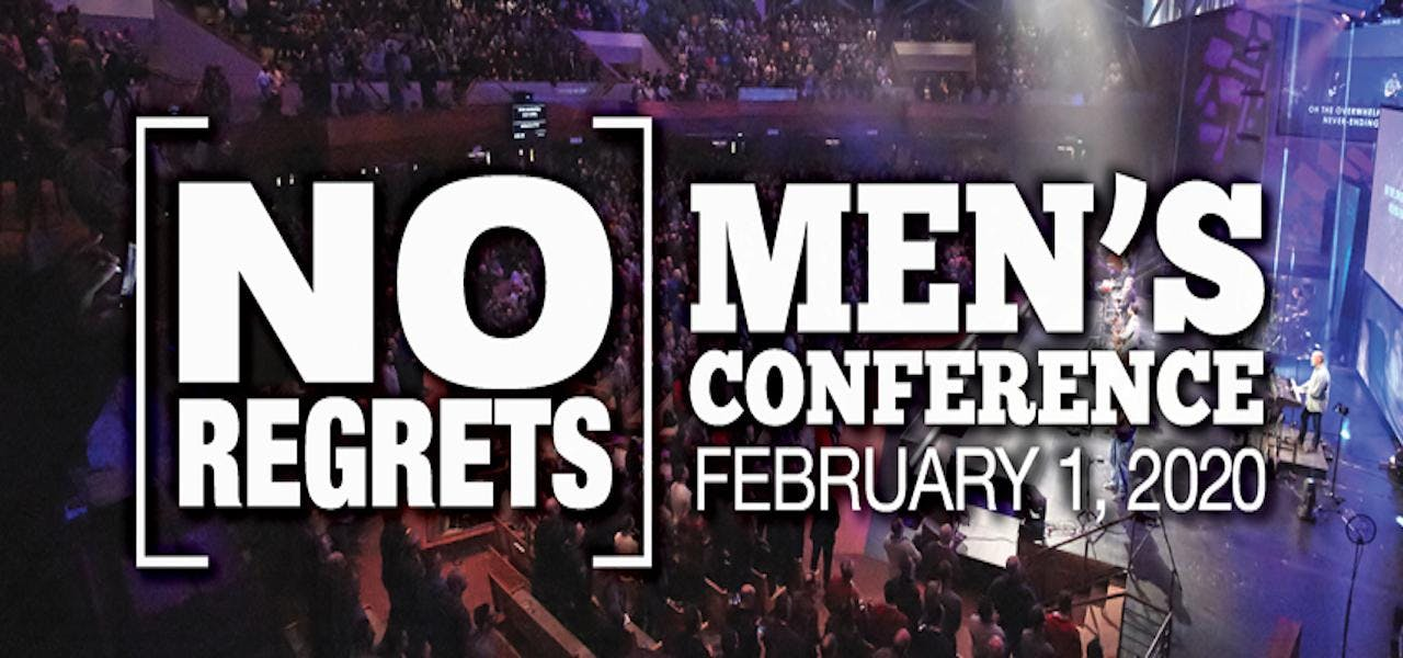 NO REGRETS Men's Conference --------- 2020 Mississippi Gulf Coast