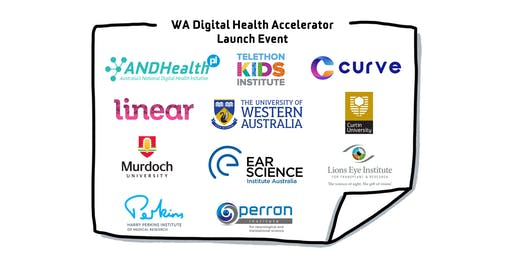 WA Digital Health Accelerator Launch Event