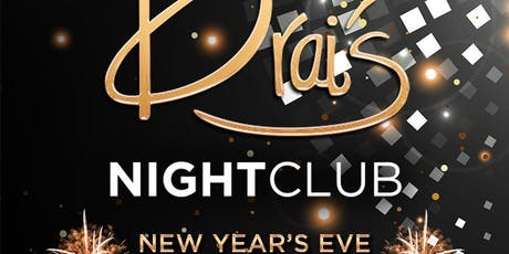New Years Eve - NYE - Drai's Nightclub - Vegas Hip Hop - Dec 31 tickets