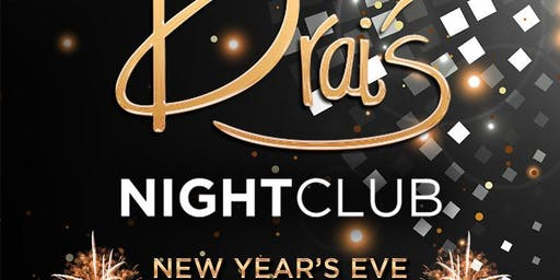 New Years Eve - NYE - Drai's Nightclub - Vegas Hip Hop - Dec 31