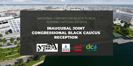 NFBPA Inaugural Joint Congressional Black Caucus (CBC) Reception