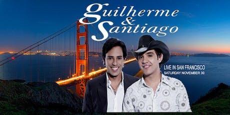 Guilherme e Santiago tickets