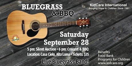 BLUE GRASS & BBQ tickets