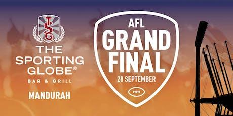 AFL Grand Final Day - Mandurah tickets