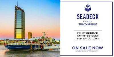 Seadeck Brisbane Saturday Cruise Sat. 19th Oct.