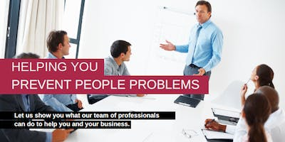 Helping you prevent people problems