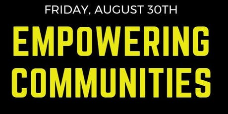 Empowering Communities tickets