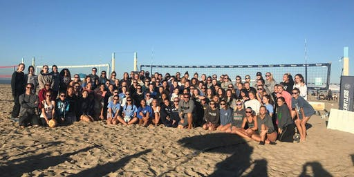 Relentless/ VolleyOC College Clinic Series - Huntington Beach CA. October 19th 3-5:30PM