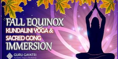 Fall Equinox  Sacred Sound Healing