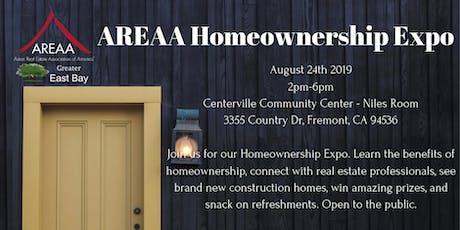 AREAA Homeownership Expo tickets
