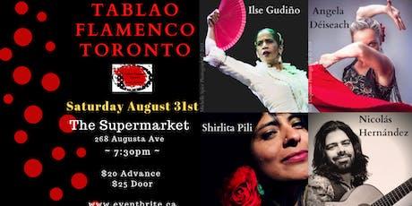 Tablao Flamenco Toronto / End of Summer 2019 tickets