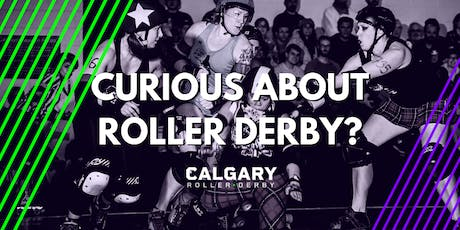 Calgary Roller Derby: Learn to Derby Bootcamp 2019 tickets
