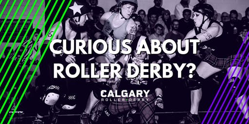 Calgary Roller Derby: Learn to Derby Bootcamp 2019