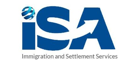 ISA Global Immigration Seminar, Bangalore (31st August, 2019) tickets