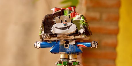 Recycled Robots - Newcastle Libraries tickets