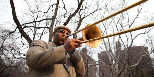 Marcus Lewis Big Band