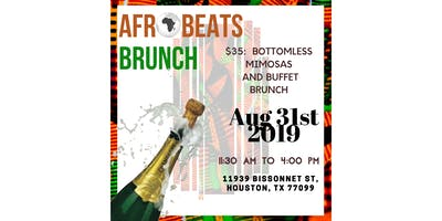 Afrobeats Brunch