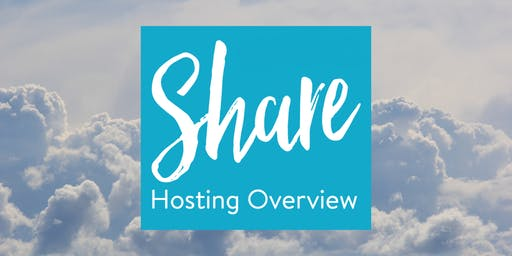 SHARE - hosting overview
