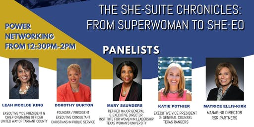 Elite Women's Leadership Panel