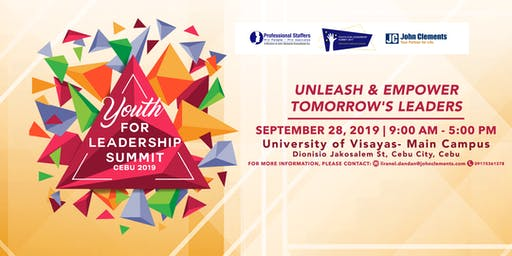 Youth for Leadership Summit - Cebu 2019