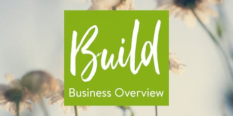 BUILD - Business overview  tickets