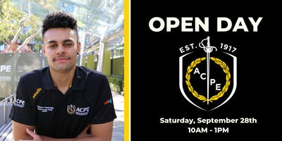 ACPE Open Day - 28 September 2019 - Sydney Olympic Park