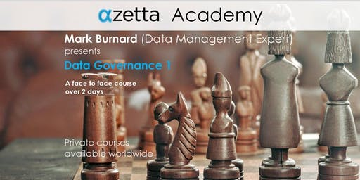 Data Governance 1 - Vienna