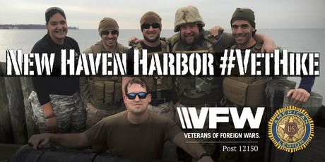 New Haven Harbor #VetHike tickets