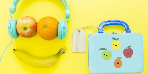Free Healthy Lunchbox Talk - Dundas Community Centre