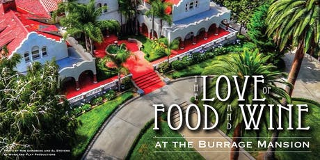 The Love of Food and Wine Dinner tickets